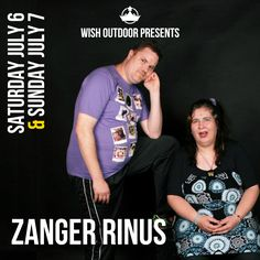 Zanger Rinus @ WiSH Outdoor 2013