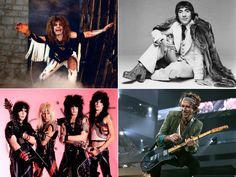 I've always had a thing for the bad boys. The 15 biggest partiers of metal/hard rock and just a few of their craziest stories.