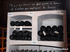 Spreuk in de wijnbibliotheek van #Krug #vinotheque #vintage #champagne #ChampagneBabes