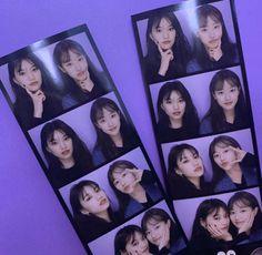 Best Friend Pictures, Friend Photos, Ulzzang Couple, Ulzzang Girl, Ideas De Cabina, Korean Best Friends, Kim Doyeon, K Idols, Kpop Girls