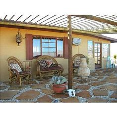 desert front porch - Google Search