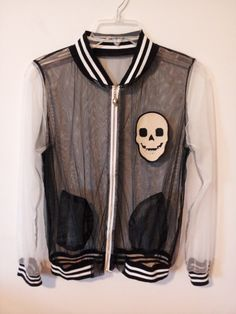 The letterman jacket I actually want