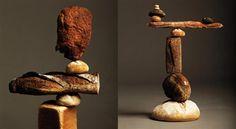 The Art of Balancing Bread