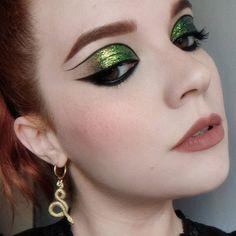 70s Makeup, Edgy Makeup, Doll Makeup, Eye Makeup Art, Flawless Makeup, Makeup Goals, Costume Makeup, Eyeshadow Makeup, Makeup Inspo