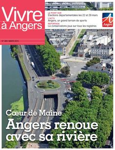 Vivre à Angers - Mars 2015 (N°389)