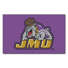 James Madison University Ulti-Mat 5x8