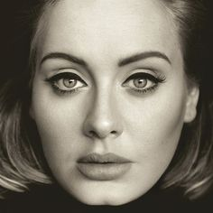 Adele '25' Album Cover
