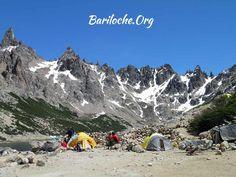 Refugio Frey, Bariloche Patagonia Argentina.  Bariloche.Org