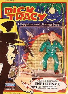 Dick Tracy Collectibles 108