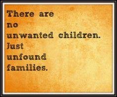 Fostering/Adoption
