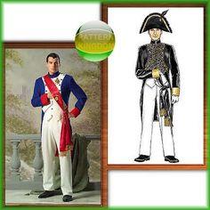 Butterick 4891 French Revolution Napoleon Era Soldier Patterns