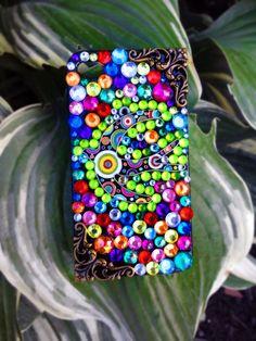 Sparkly Rainbow iPhone case!