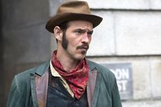 Captain Jackson (Adam Rothenberg) in Ripper Street