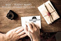 #Bravóff edizione 3.0 sta arrivando!!! Volete saperne di più? A partire dalla settimana prossima, tutti i martedì e i giovedì, saremo al Teatro Bravò (Via Stoppelli, 18) dalle ore 18.00 alle ore 21.00. Ti aspettiamo! Anche quest'anno, abbonarsi conviene!