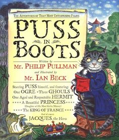A brilliant collaboration between Phillip Pullman and Ian Beck. Originally written as a play for the Polka Theatre in Wimbledon, this version retains a theatrical flavour.  Iam Beck's artwork is reminiscient of 18th century engravings, lending this volume a feeling of period.