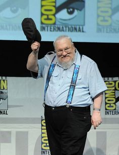 George R.R. Martin: Please start writing faster!