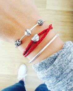 37a2e7ebd Pandora ESSENCE Silver Bangle 596006 | jewellery | Pandora essence ...