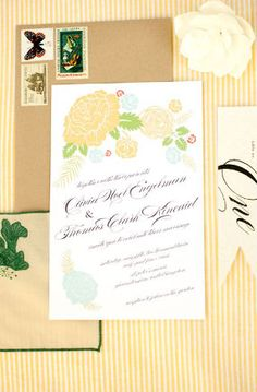 #invitation #styling