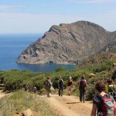 Auf unserer Wanderreise nach Italien entdecken wir auf Wanderungen eine der schönsten Küsten der Welt.