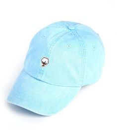 Starting my hat wish list now. First up is Southern Shirt Co. - Embroidered Cotton Logo Hat Mint