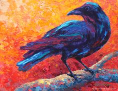 Classic Crow | Mobile Artwork Viewer