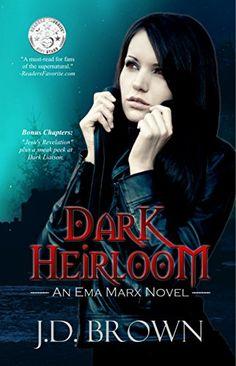 Dark Heirloom (An Ema Marx Novel Book 1) by J.D. Brown http://www.amazon.com/dp/B011JZ5OFK/ref=cm_sw_r_pi_dp_ewJ0vb18X8Z6D