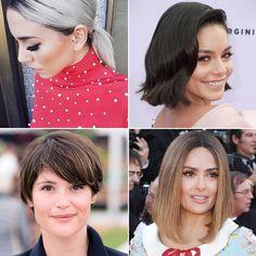 Todas las 'celebrities' que han sido noticia por su cambio de look