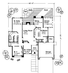 Tour The Gainesville Ranch Home That Has 3 Bedrooms And 2 Full Baths From House  Plans And More.