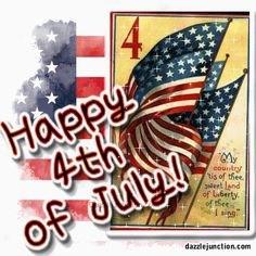 Independence Day - of July - July Fourth Tis Of Thee picture Happy July 4th Images, 4th Of July Gifs, Happy Fourth Of July, 4th Of July Fireworks, Independence Day Pictures, Patriotic Pictures, Indipendence Day, Memorial Day Flag, Let Freedom Ring