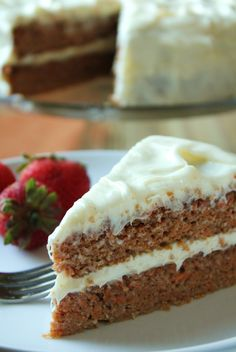 Delicious as it Looks: Carrot Cake from Elana's Pantry