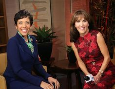 Girl Scout Blog: Tune in! GSUSA National Celebrity Spokesperson Robin McGraw and CEO Anna Maria Chávez on Dr. Phil