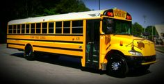 School Buses, Public School, International School, Busses, Atlanta, Schools, Yellow, Buses, State School
