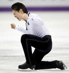Denis Ten(Kazakhstan) : World Figure Skating Championships 2013 in London(CANADA)