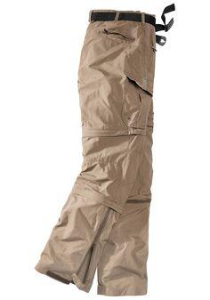 Produkttyp , Funktionshose, |Optik , Uni, |Stil , Sportlich, |Bund + Verschluss , Reißverschluss, |Passform , bequem an Hüfte und Oberschenkeln, |Leibhöhe , Bund auf Taille, |Beinform , gerades Bein, |Vordertaschen , Reißverschlusstaschen, |Gesäßtaschen , Aufgesetzte Taschen mit Reißverschluss, |Saum , Reißverschluss, |Materialzusammensetzung , 100% Polyamid., |Pflegehinweise , Maschinenwäsche,...