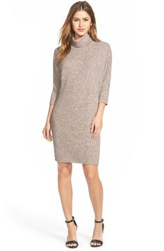 Bobeau Cowl Neck Shift Dress, $58.00 via @AOL_Lifestyle Read more: http://www.aol.com/article/2015/09/02/the-prettiest-fall-dresses-you-need-right-now/21230931/?a_dgi=aolshare_pinterest#fullscreen