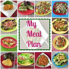 Mediterranean 7 Day Meal Plan – 1200 kcal .  There is only one Day posted.  Please leave comments on the blog if you like this. More to come tomorrow! ~ www.welfm.om