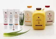 Aloe Vera contains a multitude of vitamins including A, C, E, folic acid, B1, B2, B3, B6 and is one of the few plants that contains vitamin B12, which helps with brain and nervous system function.  It is also mineral-rich, containing calcium, magnesium, zinc, chromium, selenium, sodium, iron, and potassium, as well as being packed with amino and fatty acids - all helpful in beating indigestion.  Aloe is also great for natural weight loss and with forever living's clean 9 plan, your body will…
