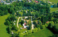 Der Spreewald-Camping Lübben - im Zentrum aber dennoch ruhig gelegen Caravan, Golf Courses, Berlin, Dolores Park, Germany, Travel, Camping Ideas, Camper, Budget