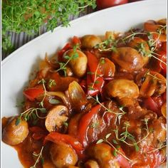 Pork Recipes, Cooking Recipes, Healthy Recipes, Snacks Für Party, Food Design, Tasty Dishes, Food Inspiration, Food To Make, Good Food