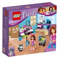 Olivia - Lego Friends - Lego - Sets de Construcción - Sets de Construcción JulioCepeda.com