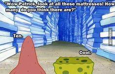 One of the best scenes in spongebob