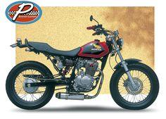 Lovely Honda FTR223 from Posh Japan #motorcycle #honda #hondaftr223 #posh #poshjapan #k65motorcycles