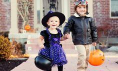 Costumi di Halloween per bambini fatti casa: 7 idee da paura! | Buccia di banana