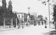 Avenida Tolsa, hoy Avenida Enrique Díaz de León en Guadalajara.