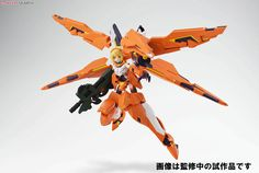 Armor Girls Project Infinite Stratos Rafale Revive Custom II x Charlotte Dunois (PVC Figure) Item picture3