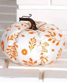 Decorative Plush Harvest Pumpkins The Lakeside Collection Pumpkin Arrangements, Lakeside Collection, Painted Pumpkins, Pumpkin Decorating, Autumn Home, Spooky Halloween, Mix N Match, Decoration, Accent Decor