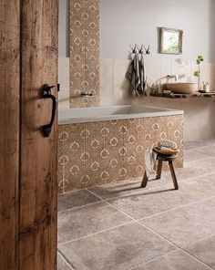 Find lots of inspiration with some bathroom tile ideas for your small bathroom. Get the most out of the smaller space when installing bathroom walls and floors. Collect the best tiles for a small bathroom, including the flagship brand and smart design rules. Make small bathroom according to your dreams. #bathroomfloortileideas #bathroomwalltileideas #bathroom #tile #ideas