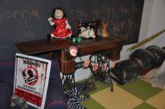 2016 Kids Halloween Party - Spooky Room
