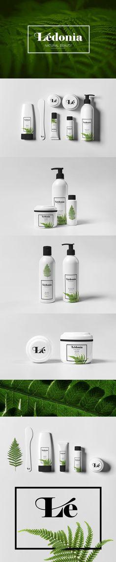 Lédonia Cosmetics on Behance