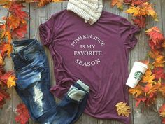 Pumpkin Spice is favorite season! Yes that is right, move over Fall, pumpkin spice is here!! This is a Unisex Fit Tee. If you like a looser fit, stay at currant size; If you like a snugger fit, we